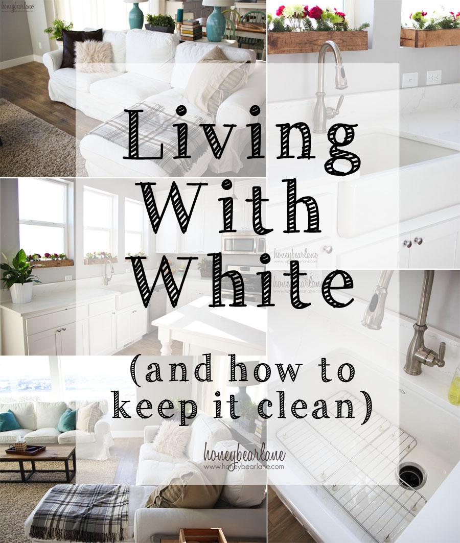 Living with White - Honeybear Lane