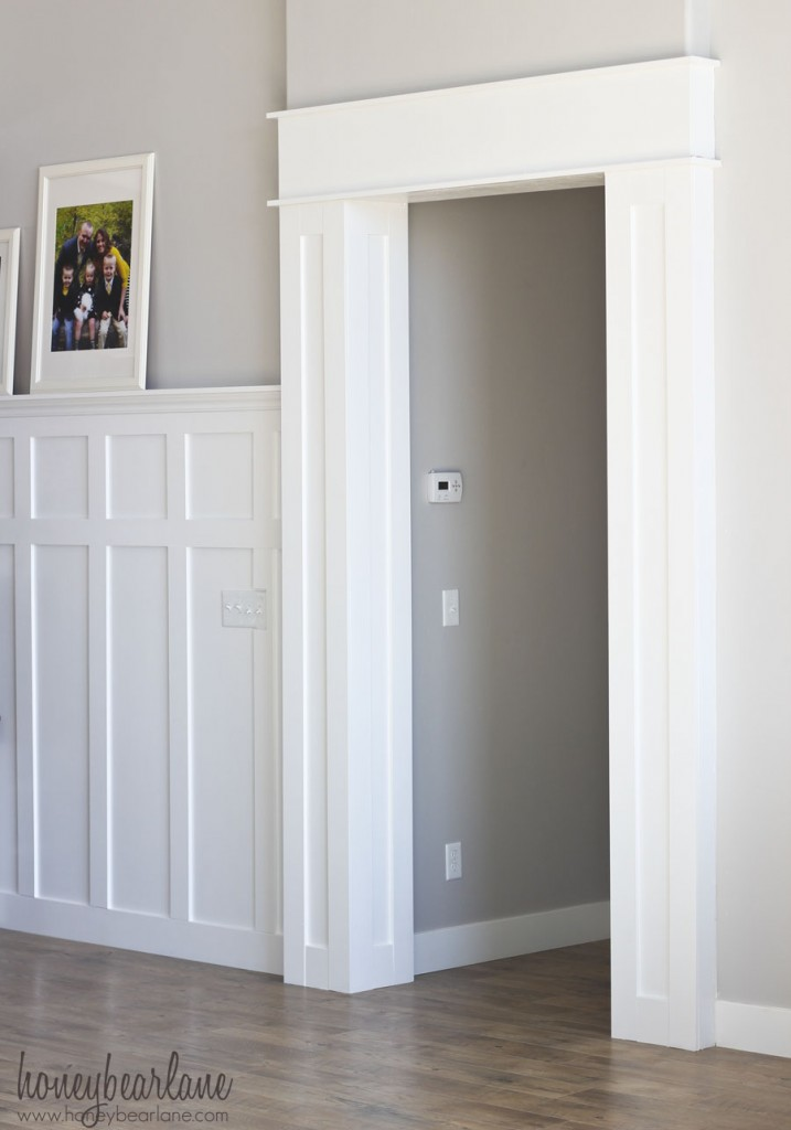 door way trim