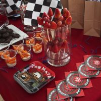 Disney Side Cars Party