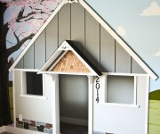 indoor playhouse built in