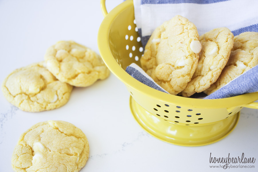 Yellow Cake Mix Chocolate Chip Cookies Simple