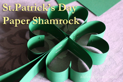 20 Colorful St Patrick S Day Crafts Honeybear Lane