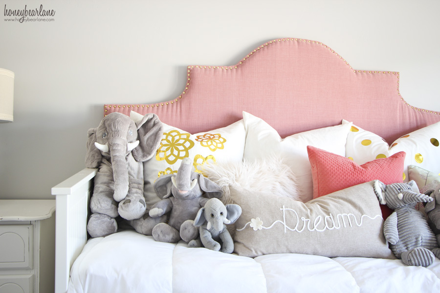 daybed headboard hack
