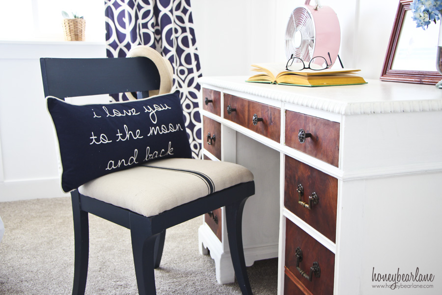 french country style chair