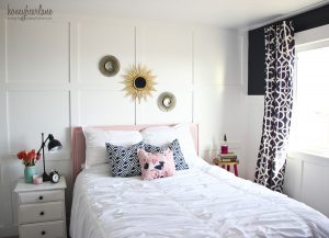 Navy Blue Guest Room Ideas