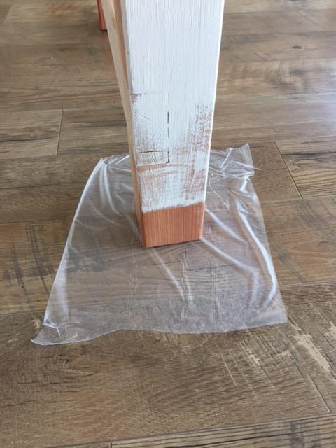 Floor Floetrol With Benjamin Moore Paint