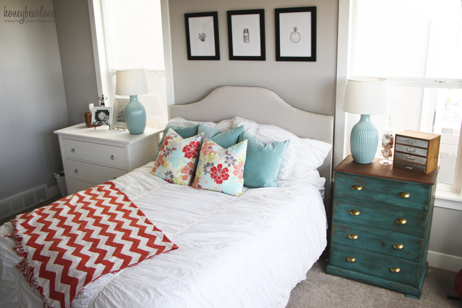 coastal bedroom decor