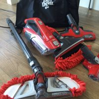 Vacuuming–Easy Cleaning Checklist