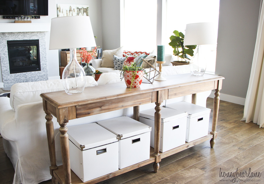everett table