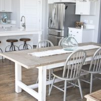 How to Get a DIY Weathered Wood Finish