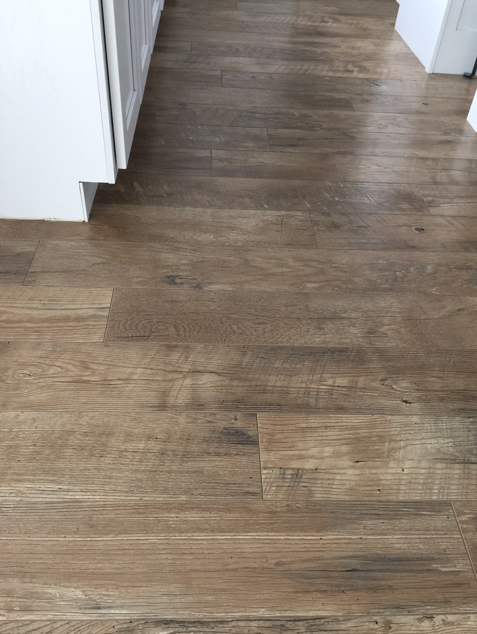 Why i chose laminate flooring honeybear lane for Wood and laminate flooring