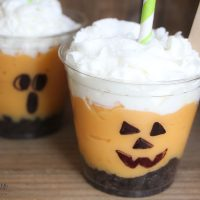 Orange Creamsicle Pumpkin Treats