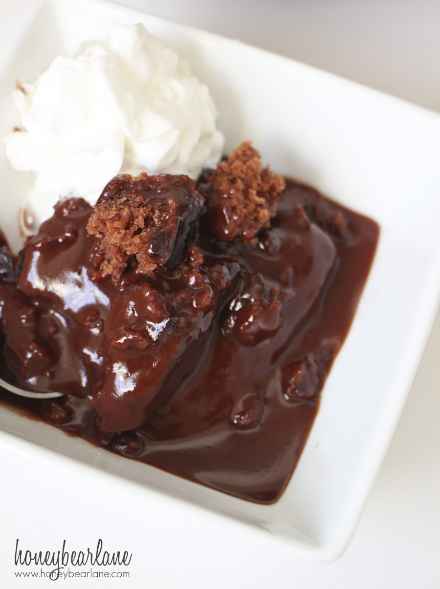 Chocolate Brownie Pudding Recipe — Dishmaps
