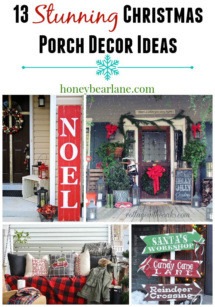 sigh well rest assured i will figure it out and in the meantime enjoy these gorgeous christmas porch decor ideas - Christmas Porch Decor