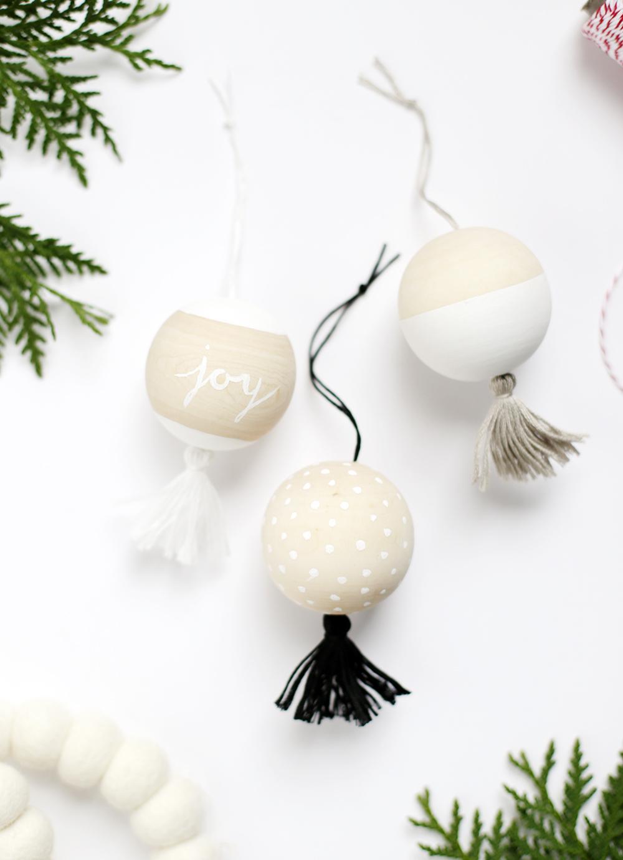 25 Fabulous Amp Easy Diy Ornaments Honeybear Lane