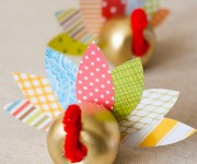 25 Kids Turkey Crafts