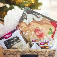 The Ultimate Cozy Christmas Gift Basket