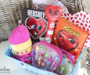 Shopkins Valentines Basket