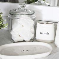 A Cozy Farmhouse Bathroom Update