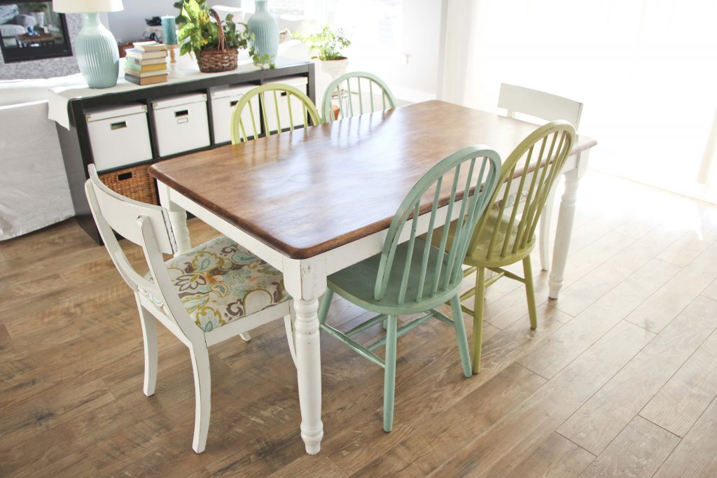 Upholstered Kitchen Chairs