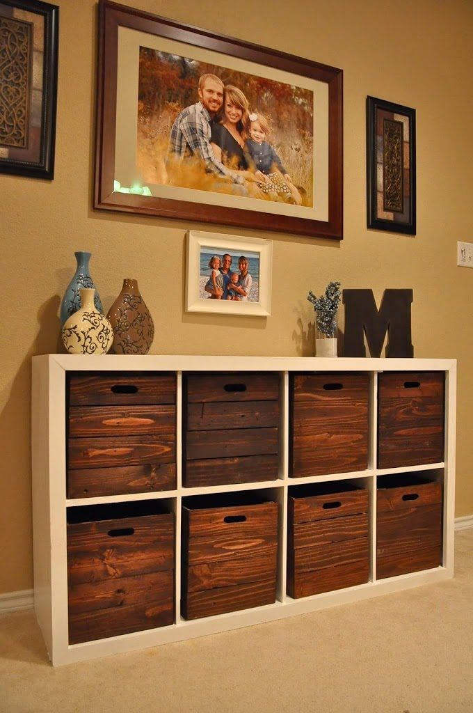 20 brilliant toy storage and organization ideas honeybear lane. Black Bedroom Furniture Sets. Home Design Ideas