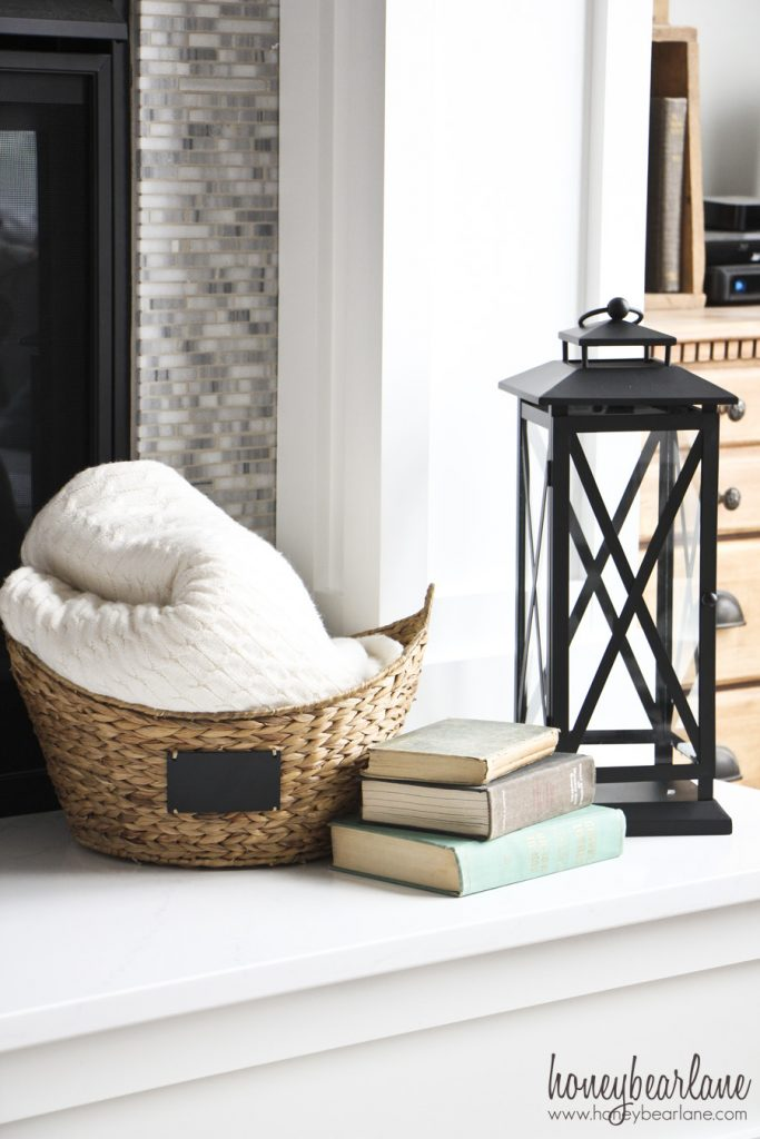 bhg basket and lantern