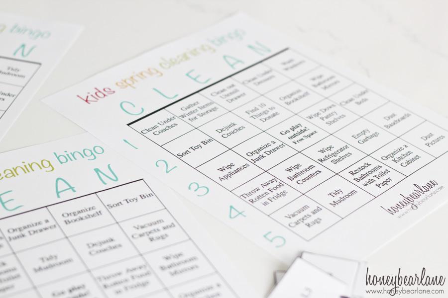 bingo printable pic
