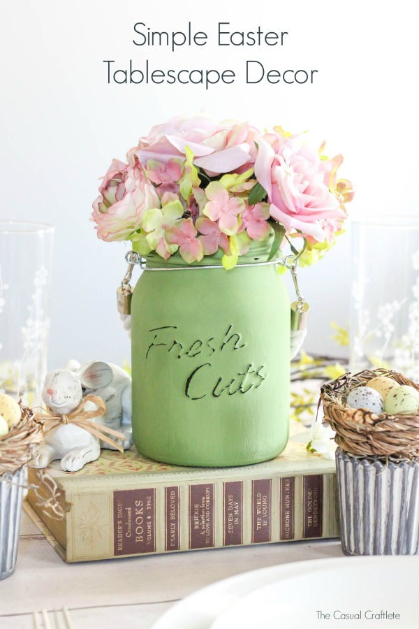 25 Easter Decor Ideas Honeybear Lane
