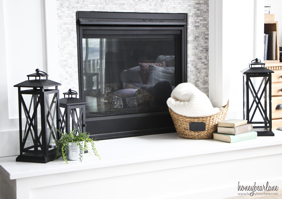 hearth decor