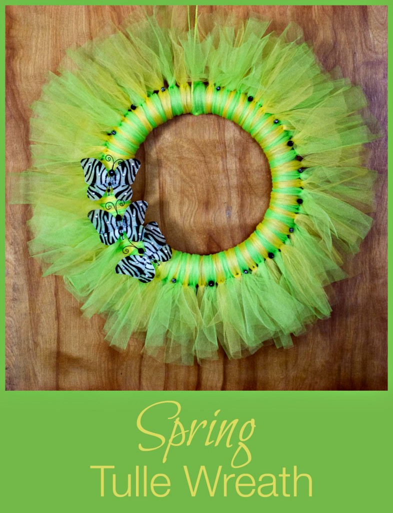 25 beautiful diy spring wreaths