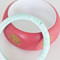DIY Painted Bangles