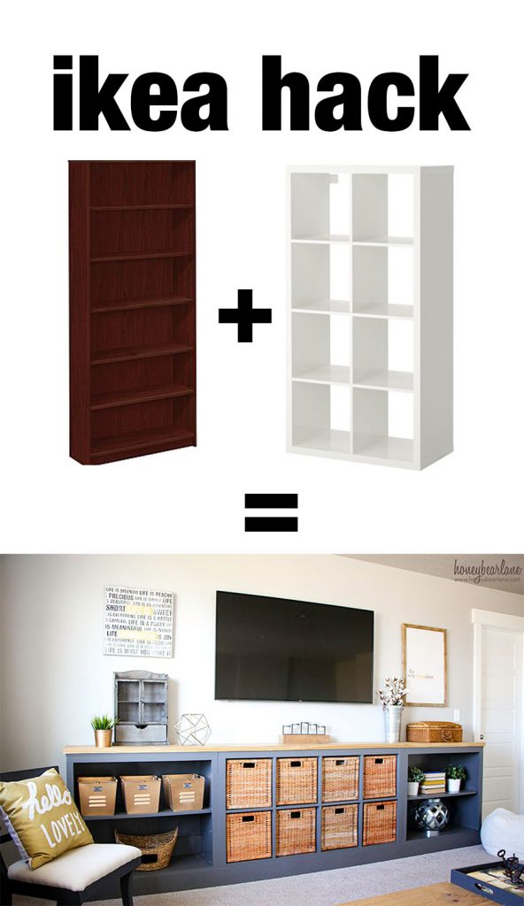 Ikea Cabinet Storage Bed