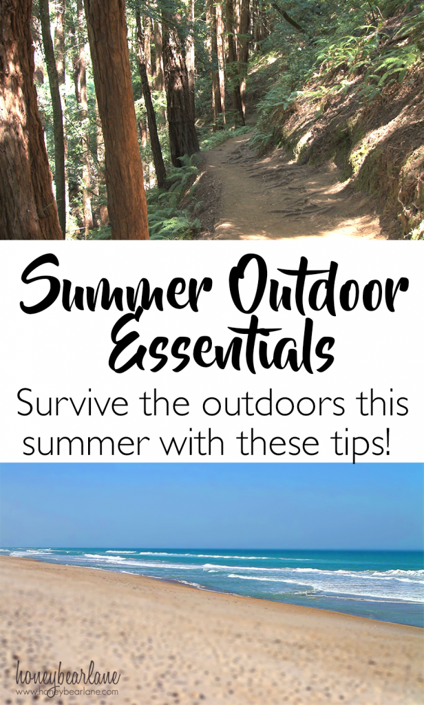 summer outdoor essentials