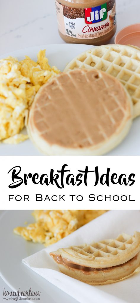 breakfast ideas for back to school