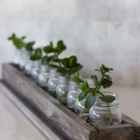 Rustic Farmhouse Centerpiece