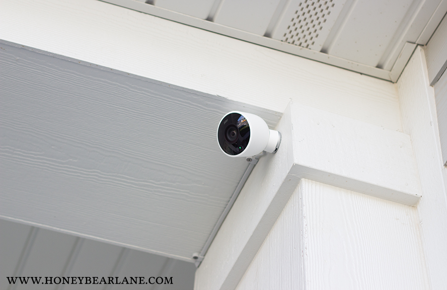 Smart Home Series How To Setup An Outdoor Nest Camera