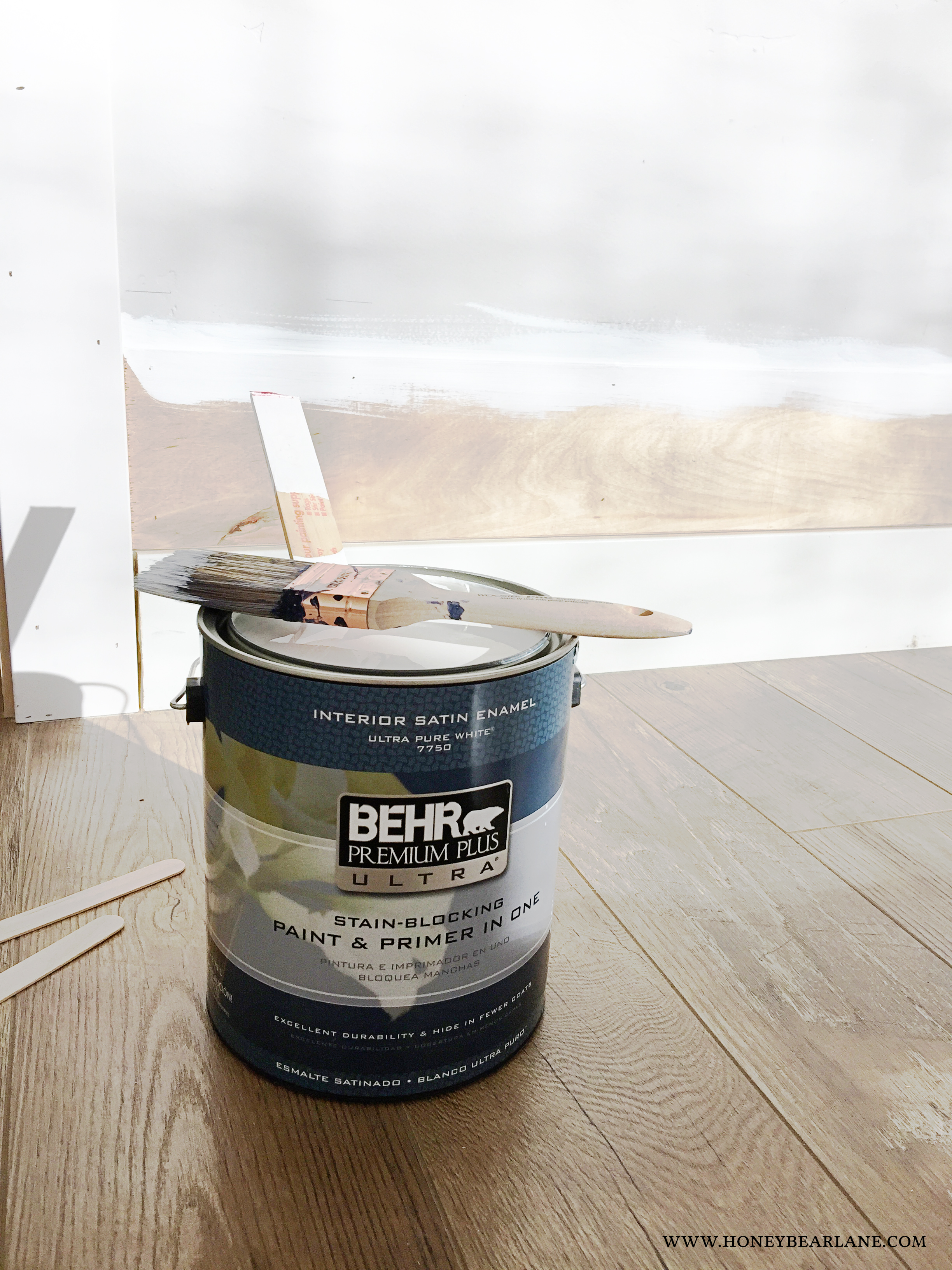 Behr Premium Plus Ultra Interior Paint Review Home Depot Eggshell
