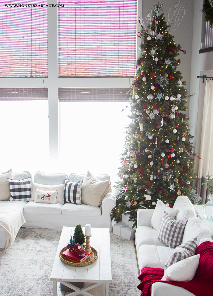 Meaningful Holiday Home Tour - Honeybear Lane