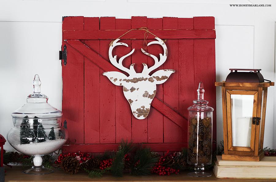 console-table-christmas-decor