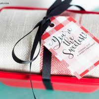 Free Printable Neighbor Gift Tags