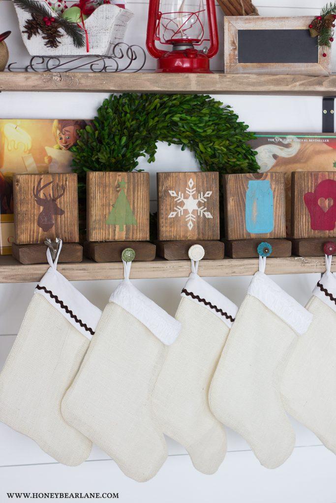 open-shelving-christmas-decor