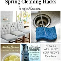 25 Cleaning Hacks For Spring Cleaning