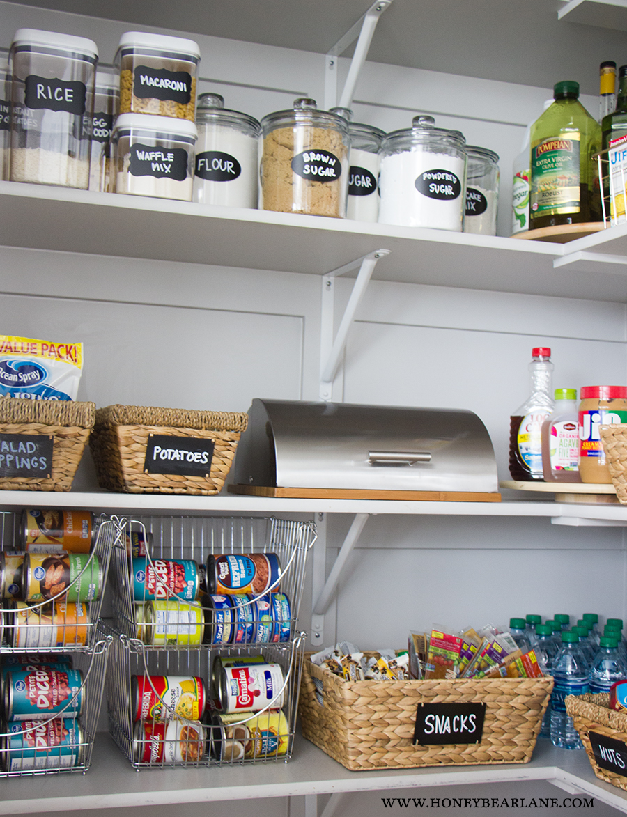 i canu0027t even tell you how a simple thing like this has made my life so much happier i discovered all this food iu0027d forgotten i had and now that itu0027s - Organized Pantry