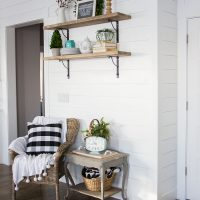 Tips for Creating a Shiplap Accent Wall