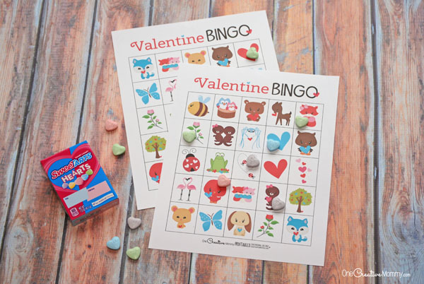 These 25 free printable valentines are perfect for classrooms, dates, and more!