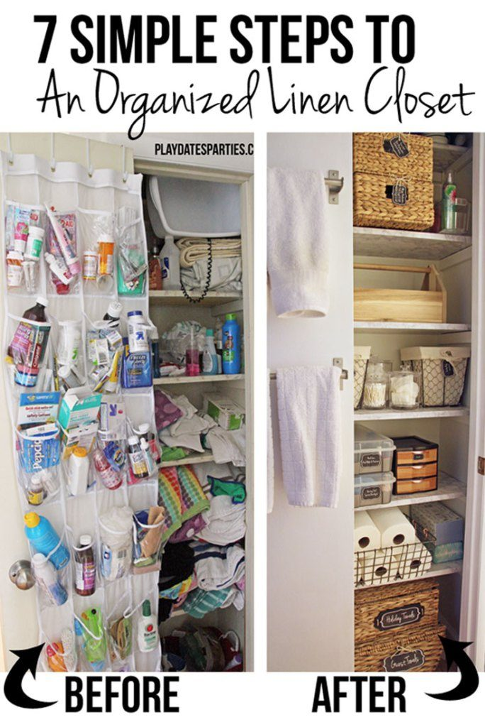 25 Way To Organize Your Whole House Honeybear Lane