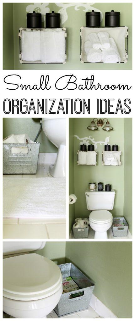 25 Way to Organize Your Whole House - HoneyBear Lane