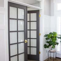French Doors Makeover