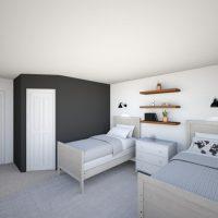 Modern Farmhouse Boys Room Plans