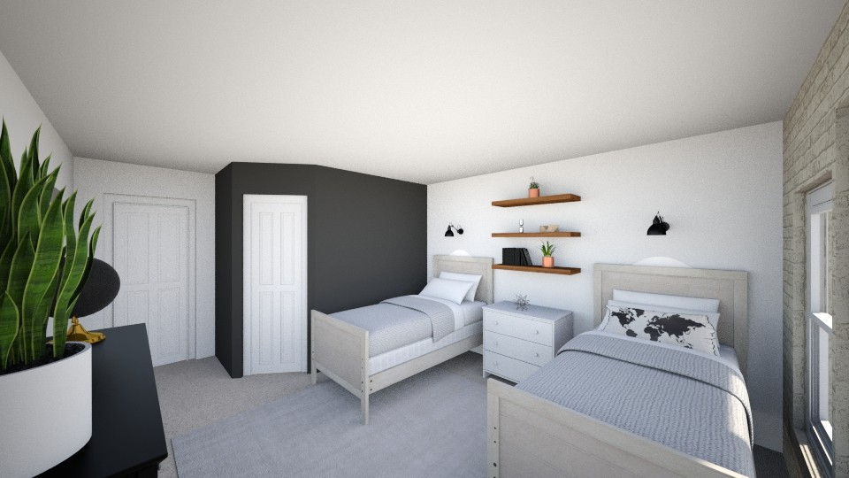 Modern Hanging Room Dividers